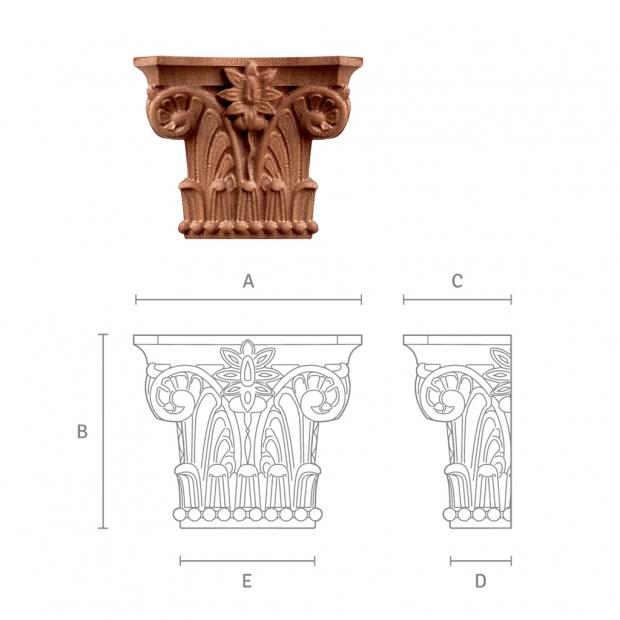 holzzierteile f r denkmalgesch tzte fenster holzkapitelle aus polen holz zierprofile. Black Bedroom Furniture Sets. Home Design Ideas