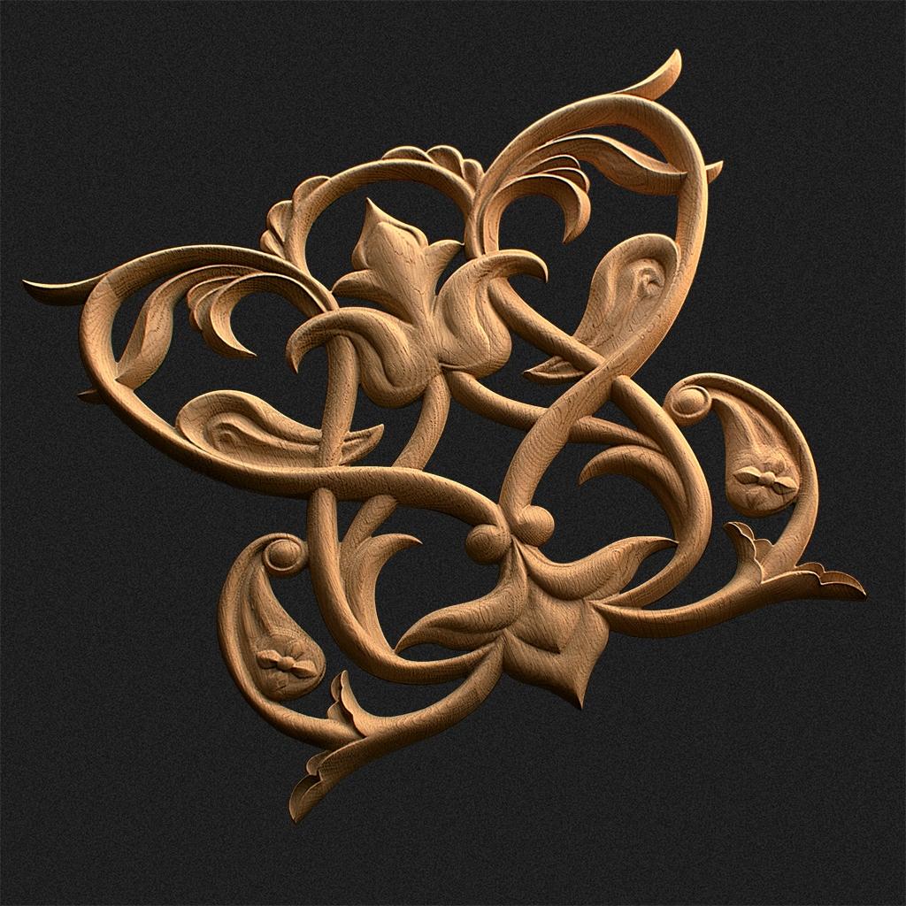 m bel ornamente aus holz kwasny carvings. Black Bedroom Furniture Sets. Home Design Ideas