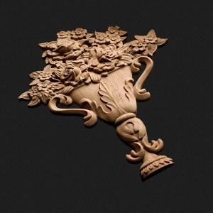 geschnitzte ornamente f r stil wohnen hoteleinrichtung schnitzteile holzreliefs cnc fr sen. Black Bedroom Furniture Sets. Home Design Ideas